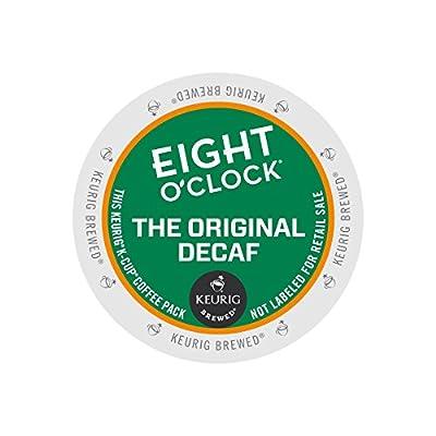 Eight O'Clock Coffee Original Decaf K-Cups - 48 Count