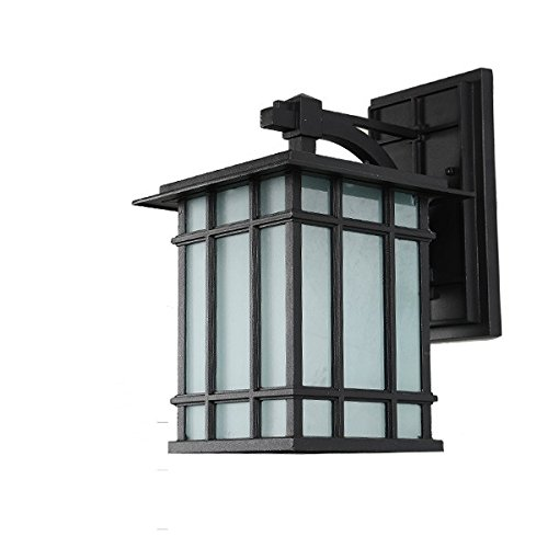 SISANLAI Up Down Wall Lights Outdoor Wall Lights Waterproof Patio Light  Balcony Outdoor Minimalist Retro Living