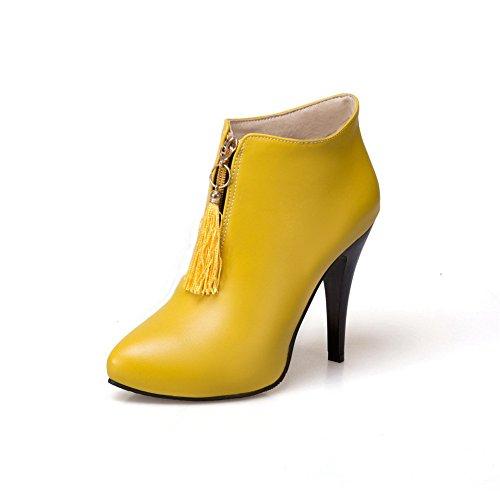 BalaMasa BalaMasaAbl09876 - Con Plateau donna, Giallo (Yellow), 35
