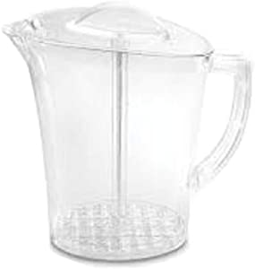 DISCONTINUING - PAMPERED CHEF NEW 2016 STYLE - FAMILY PITCHER - 1 GALLON - MODEL #2277