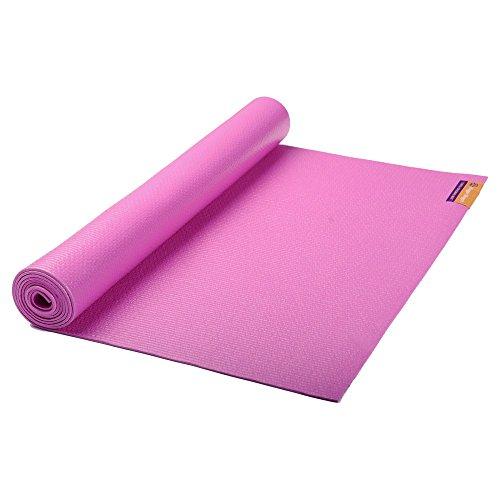 Hugger Mugger Tapas Original Yoga Mat, Fuchsia, 68