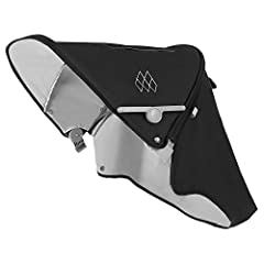Maintain your buggy's performance with a replacement hood. The extendable UPF 50+, waterproof hood fits securely on Techno XT buggies manufactured from 2016 onward and is available in black/silver. Continue to protect your little ones from th...