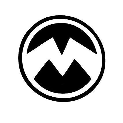 Amazoncom Despicable Me Cartoon Evil Minion Logo Vinyl Stickers