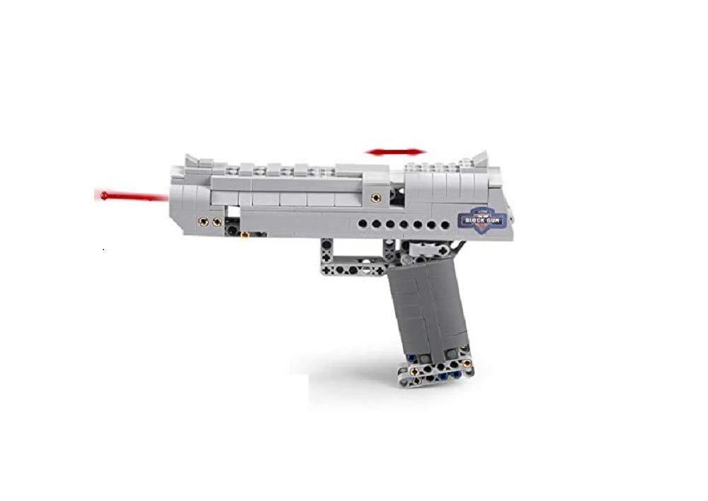 Amazon.com: Gun Building Block Juguete Desierto Eagle ...