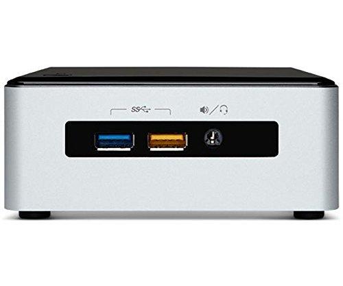 Intel HTPC NUC I7 upto 3.4 Ghz 16GB DDR3 1TB Hybrid Drive WiFi Bluetooth HDMI Windows 7 Pro (NUC5I7RYH)