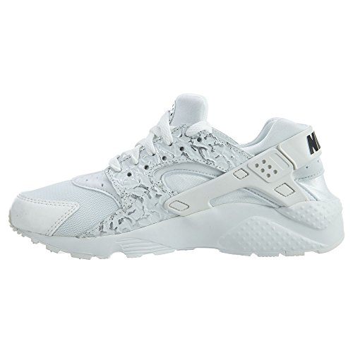 Youth Silver Mesh Trainers Huarache Metallic Summit Run Nike White Zdt8wq8