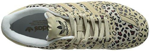 Adidas Originals Unisex Zx 700 Leopard Trenere Brune