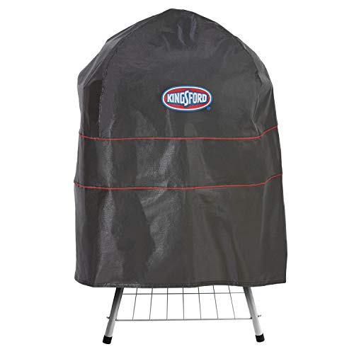 Kingsford Black Kettle Charcoal Grill Cover (Bbq Kettle Cover)