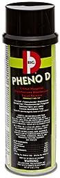 Big D 337 Pheno D Two Way Deodorizer, 6 oz Aerosol Can (Pack of 12)