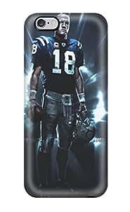 QqOIXFK9974brjHN Case Cover Protector For Iphone 6 Plus Peyton Manning Case