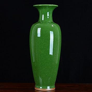 Yuhang Keramik Große Vasen Wohnzimmer, Antikem Porzellan-Kwan ...