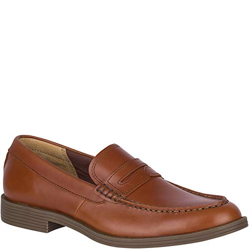 Sperry Top-Sider Manchester Penny Loafer Men 9 Cognac