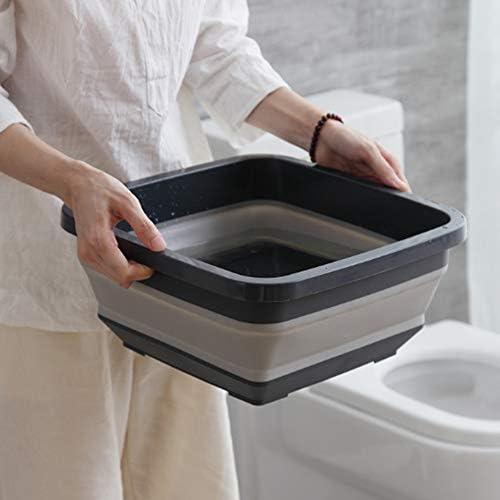 折りたたみ式洗面器格納式家庭用洗面洗面台キッチン洗面器旅行屋外折りたたみ洗面器