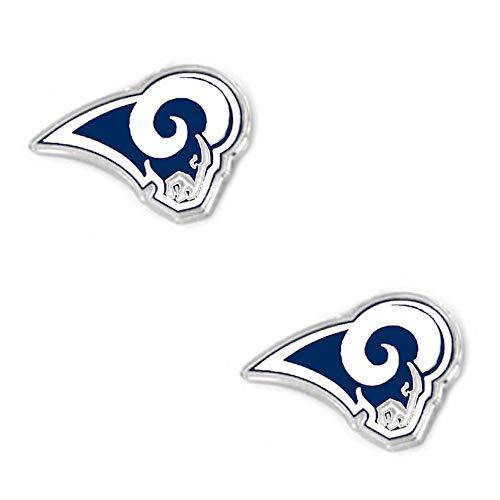 NFL Los Angeles Rams Team Post Earrings