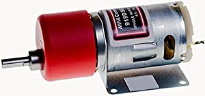 AMF 919d301Geared Motor 35mm 6mm 4,5–15VDC 30: 1[1] (Epítome Certificado)