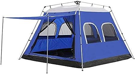 Tienda de campaña al aire libre Camping Beach Tent, 5-8 persona AUTOMÁTICA AUTOMÁTICA AUTOMÁTICO COMPRADO FÁCIL FÁCIL TIENDA FAMILIAR COLEVIMIENTO PARA EL SOL DE SOL ANTILLO SOL al aire libre Camping,