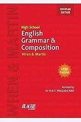 High School English Grammar and Composition Book (Regular Edition) Kindle Edition