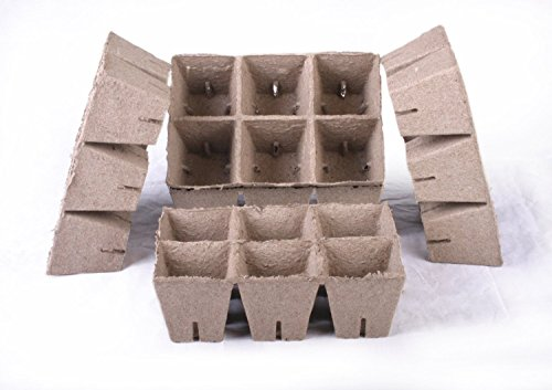 30-new-square-jiffy-peat-pots-size-3x3-strips-pots-are-3-inch-square-at-the-top-and-3-inch-deep