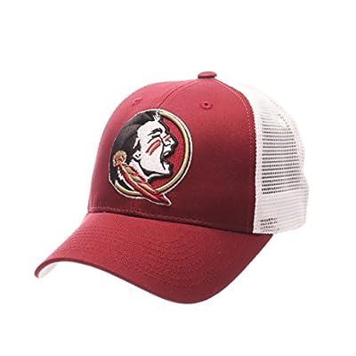 Zephyr FLORIDA STATE SEMINOLES BIG RIG ADJUSTABLE HAT by Zephyr 1049662