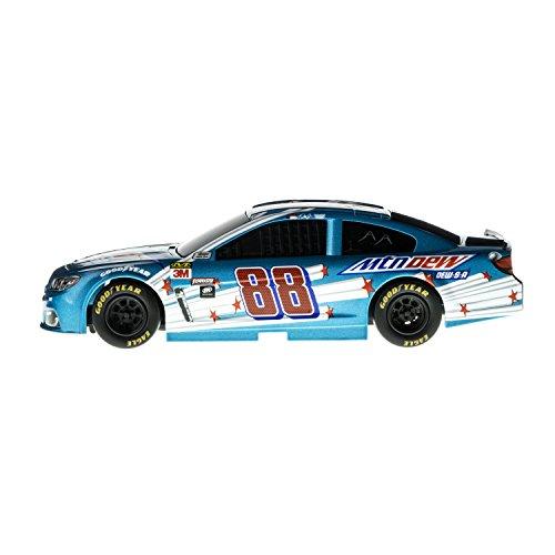 Slot Car Racing Body - Lionel Racing 14448 NASCAR Authentics 2017 Dale Earnhardt Jr #88 Dew Sa Lionel Racing Diecast, Blue, Red, White; 1: 24 Scale