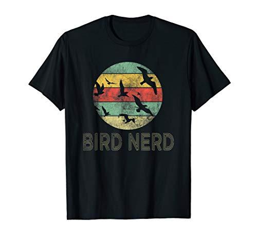 Retro Vintage Birding Bird Watching Funny Bird Watcher Gift