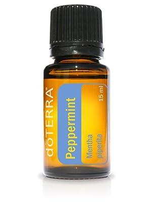doTERRA Peppermint Essential Oil