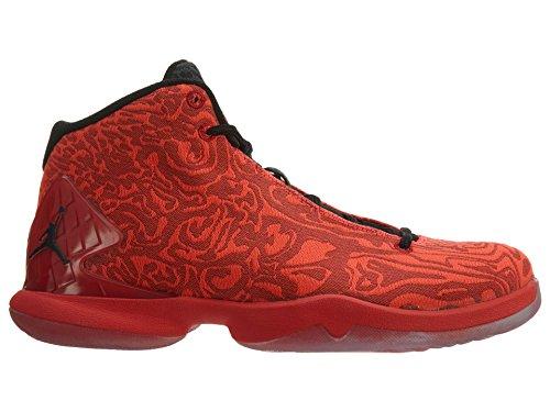 Jordan Nike Menns Super.fly 4 Jcrd Basketball Sko Gym Rød / Svart-lys Rød-infrarød 23