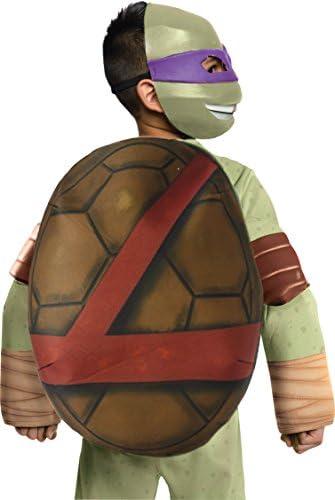 Teenage Mutant Ninja Turtles Deluxe Donatello Costume, Small