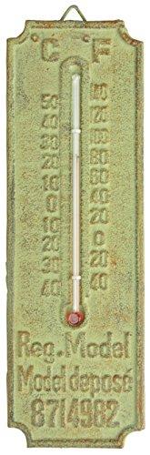 Esschert Design IH029 Industrial Heritage Thermometer - Metal