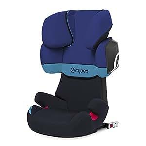 cybex solution x2 fix silla de coche grupo 2 3 15 36. Black Bedroom Furniture Sets. Home Design Ideas