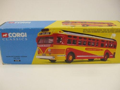 Corgi Classics - Peerless Stages System Bus GM 4509