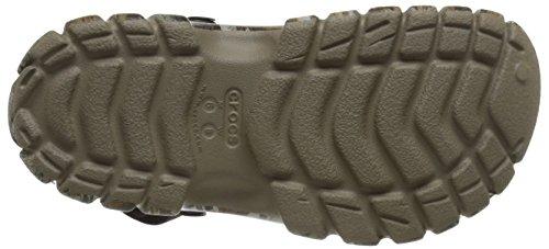 Realtree 5 Chocolate Khaki Max Offroad Crocs Sport Mule WAq8Cxp8aw