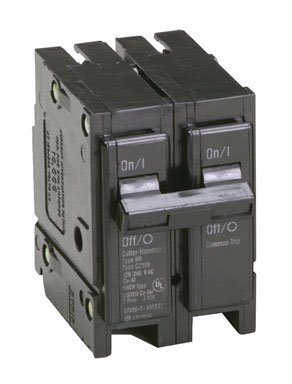 BR235 Cutler Hammer Double 35A Pole Circuit Breaker