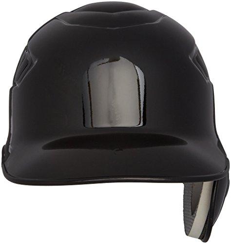 single flap batting helmet navy