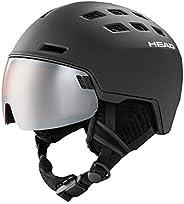 2021 Head RadarAdult Helmet + Spare Lens