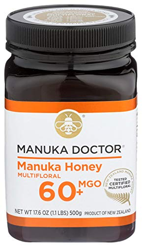 Multifloral Manuka Honey MGO