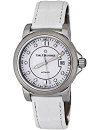 Patravi AutoDate Automatic Steel Strap Watch MOP Dial 00.10617.08.77.01 Retail Price $4,400.00