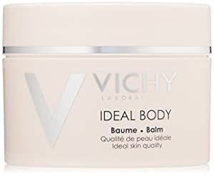 Vichy Ideal Body Balm Skin Firming Body Butter with Hyaluronic Acid and Rose Hip Oil, 6.7 fl. oz.