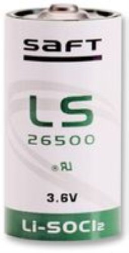 LS26500 Lithium Thionyl Chloride Battery product image