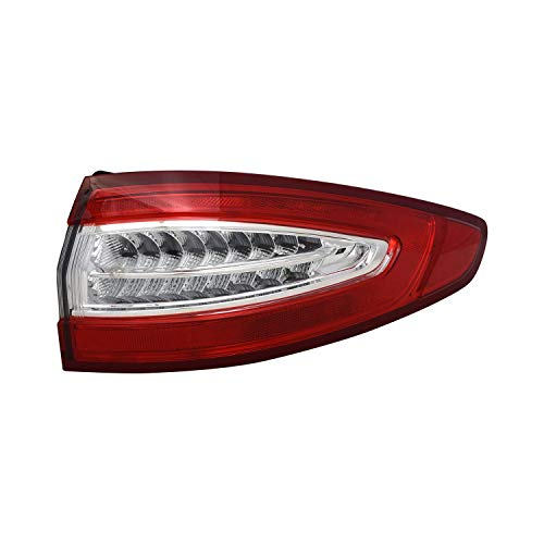 Fusion Led Tail Lights in US - 6