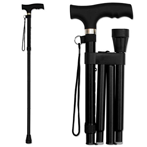 RMS Folding Cane Foldable