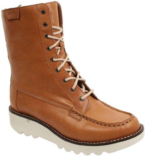 Sanita 451979-14 Women's Stine Boot Clog Nature 36 M EU (Women's 5.5-6 US)
