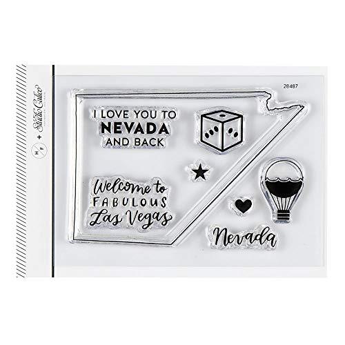 - Studio Calico I Love Nevada Clear Stamp Set