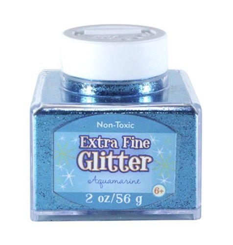 Extra Fine Glitter - Aquamarine