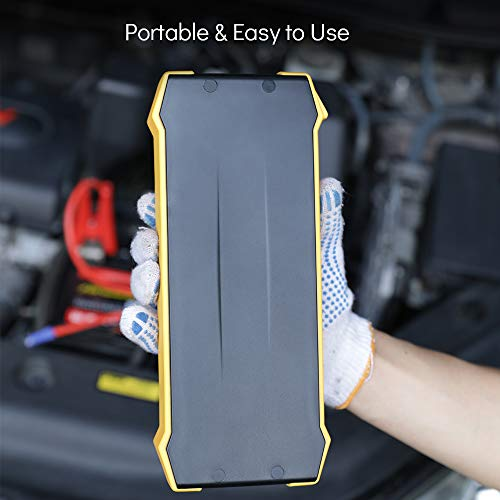 autowit 12V Portable Batteryless Car Jump Starter, Supercap Booster Pack  for 5 0L Gas/3 0L Diesel | PrestoMall - Hand Tools