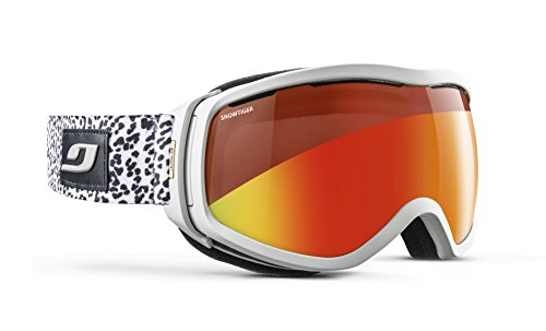 Julbo Elara Snow Goggles - Snow Tiger - Panther (Best Ski Goggles For Whiteout Conditions)