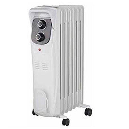 oil filled deluxe radiator heater