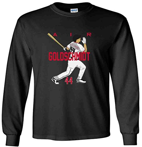 The Silo LONG SLEEVE BLACK Paul Goldschmidt