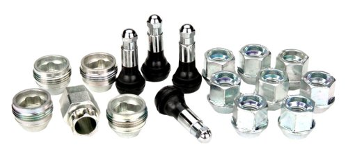 McGard 84519 Under Hub Cap Cone Seat Wheel Installation Kit (M12 x 1.5 Thread Size) - For 5 Lug Wheels by McGard