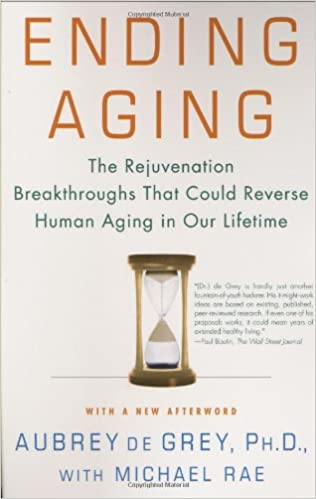 ending aging aubrey de grey pdf download